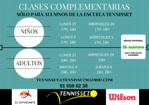 CLASES COMPLEMENTARIAS marzo2017