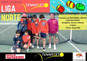 Liga Norte Equipo Tennisset