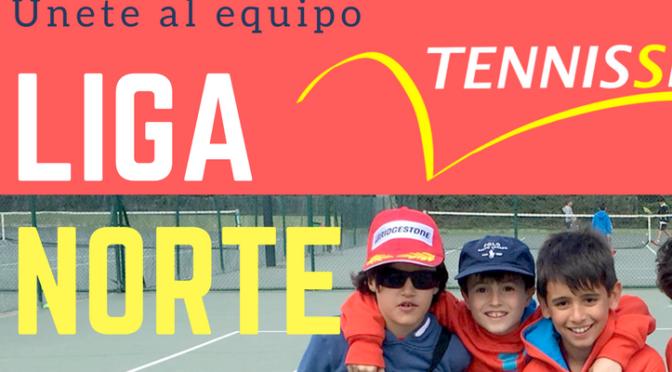 LIGA NORTE – EQUIPO TENNISSET