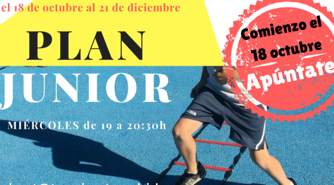 PLAN JUNIOR 2017