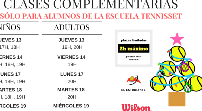 CLASES COMPLEMENTARIAS dic2018
