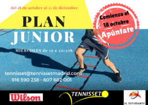 Plan Junior 2017_18