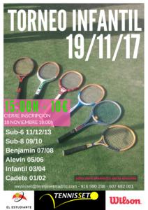 torneo Infantil Noviembre 2017