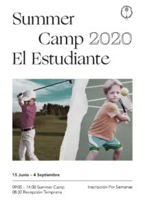 Campamento Verano Tenis Golf 2020 w1
