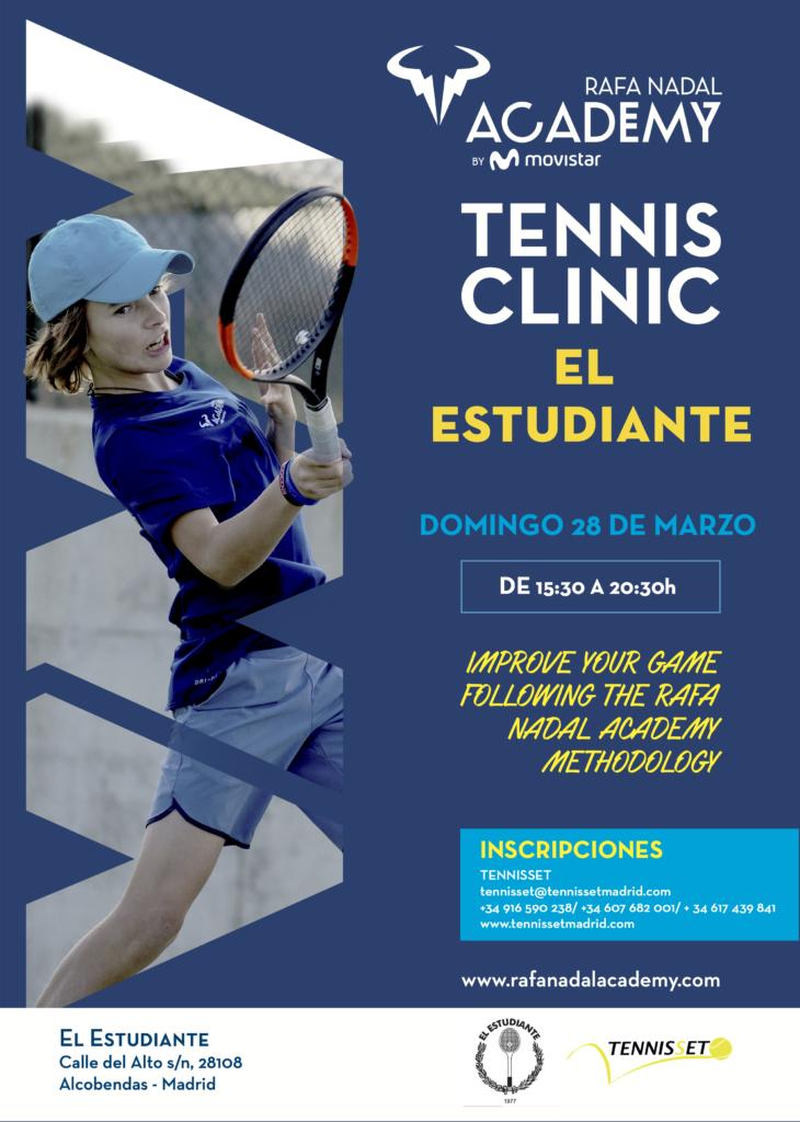 Rafa Nadal Academy - Tennisset